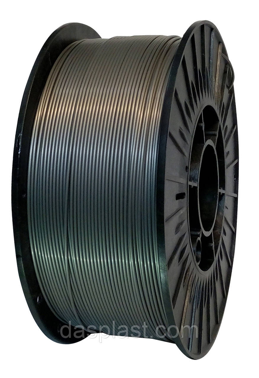 ABS серый металлик АБС нить 1.75 мм пластик для 3d печати,  1 кг