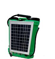 Аккумуляторный опрыскиватель Zirka OA-616 C (Солнечная батарея)