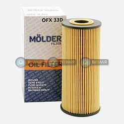 Фильтр масляный MÖLDER OFX33D