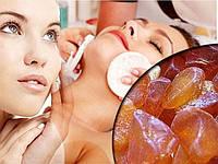 Пилинг для проблемной кожи лица с янтарной кислотой  Янтарный