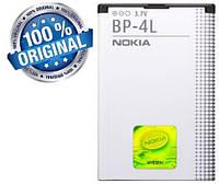 Аккумулятор батарея для Nokia BP-4L для 6650 6760 E6-00 E52 E61i E63 E71 E72 E90 N97 оригинал