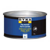 Финишная шпатлевка Polyester Putty Extra Dynacoat