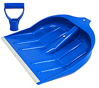 Лопата для снега (аналог Лемиры) 440*460
