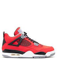 Мужские баскетбольные кроссовки Air Jordan IV Fire Red
