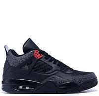 Мужские баскетбольные кроссовки Nike Air Jordan 4 Split Leather