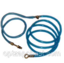 Топливопровод от топливного бака к двигателю МТЗ тройник (пхв.) (70-1101345)