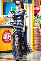 Сукня-туніка Грейс, два кольори, фото 1