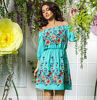 Где купить платья из натуральных тканей