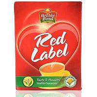 Гранулированный чай без специй Рэд Лэйбл Брук Бонд / Red Label Brooke Bond / 250 гр