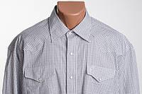 Рубашка Stetson разм L  ПОГ 60 см  MRSP $69