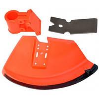 Защита диска в сборе для бензокосы (газонокосилки, триммера)