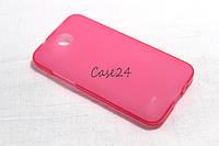 Чехол для HTC Desire 300 розовый, фото 1