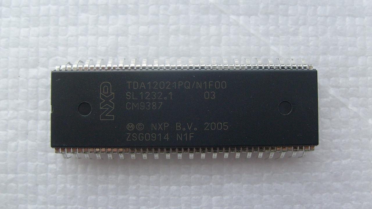 Микросхема управления телевизора LG TDA12021PQ