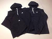 Ветровка + спортивный костюм Adidas