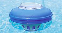 Плавающий дозатор для таблеток хлора (большой,круглый)