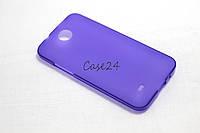 Чехол для HTC Desire 300 фиолетовый, фото 1