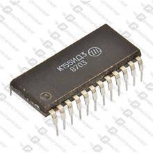 К155ИД3 (SN74154) дешифратор-демультиплексор 4 линии на 16