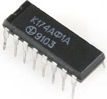 К174АФ1А (TBA920) микросхема для синхронизации и формирования импульсов строчной развертки в TV