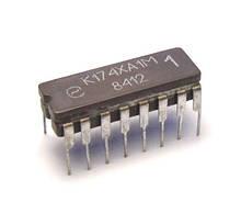 К174ХА1М (TBA920) микросхема - синхронный демодулятор цветовой поднесущей