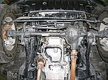 Защита радиатора Jeep Wrangler 2008-, фото 4