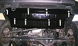 Защита радиатора Jeep Wrangler 2008-, фото 6