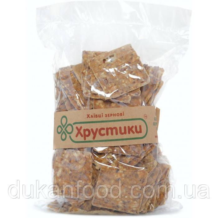 """Хлебцы зерновые """"Хрустики"""" КЛАССИЧЕСКИЕ, 300 г"""