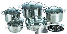 Набор посуды 12 предметов Krauff 26-157-022