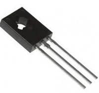 КТ969А транзистор NPN (0,2А 250В) 10W (ТО126)