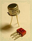 2T6551 TESLA (КТ630В) транзистор NPN ( 500 мА 75В) Ni (ТО5), фото 5