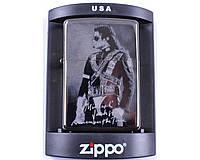 Зажигалка Бензиновая Zippo Майкл Джексон №4222-1