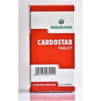 Кардостаб Cardostab tablet, снижает тревожность, борется с депрессией Nagarjuna / 100 гр