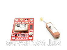 GPS модуль GY-NEO6MV2 NEO6MV2 НЕО-6M з антеною для arduino