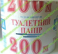 Бумага туалетная Велика (200м рулон) 9шт/уп, цена за упаковку