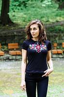 Жіноча футболка вишита Лісова пісня