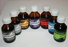 ЦАПОН ЛАК, б/цветный, для защитно-декоративного покрытия печатных плат, рисования дорожек плат перед травление