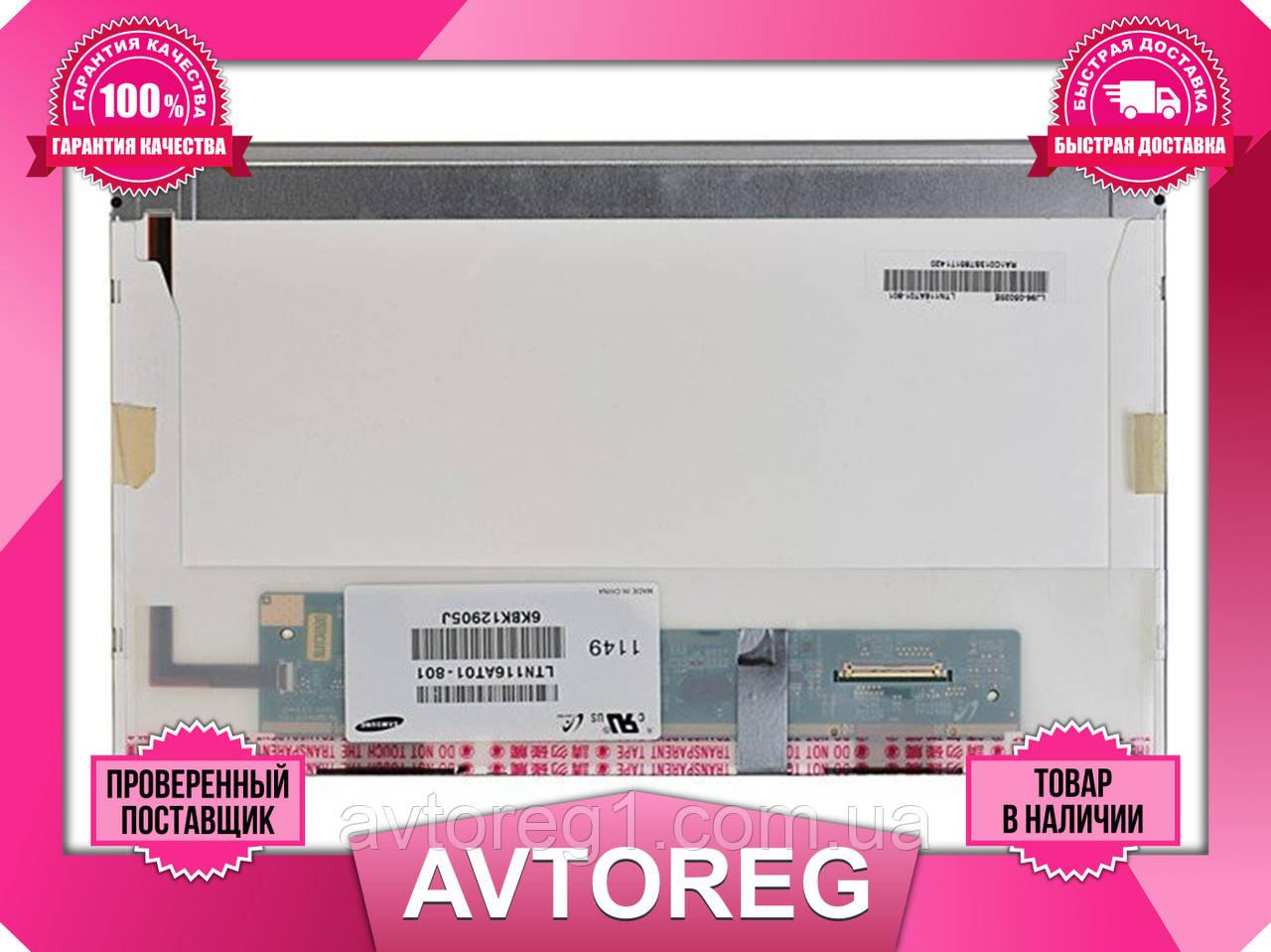 LCD 11,6 LP116WH1-TLB1, LP116WH1-TLA1, LTN116AT03