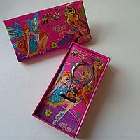 Детские наручные часы для девочки | «Winx»