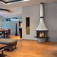 LORENA FRONTAL- Дизайнерский камин. Traforart (Испания)., фото 1