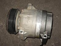 Компрессор кондиционера на Fiat Doblo 1.6 B (Фиат Добло)