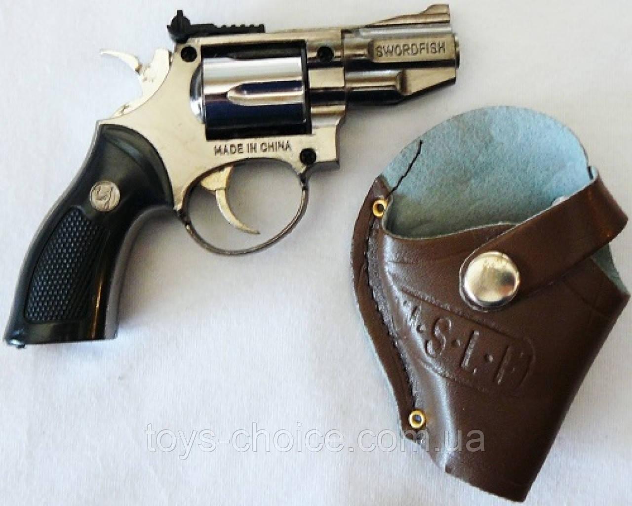 Зажигалка В Виде Пистолета №3851