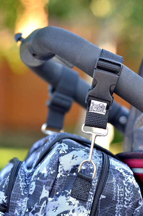 Крепление для сумки на коляску 0364, Baby Breeze