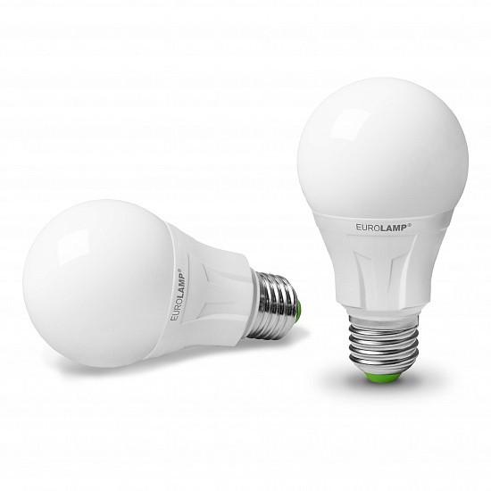 EUROLAMP LED Лампа EKO A60 10W(1000Lm) E27 4000K