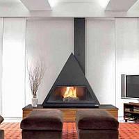 BILBAO FRONTAL- Дизайнерский камин. Traforart (Испания)., фото 1