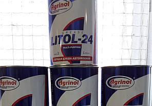 Смазка Литол-24, ГОСТ, ведро, фото 3