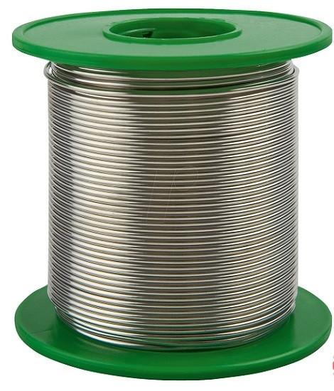 Припій бессвинцовый SOLDER для пайки в котушці з флюсом (0,5 мм, 1000 г)