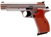 Пистолет SAS P 210 Silver Blowback