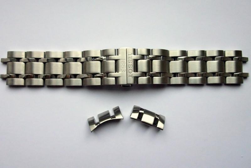 Купить стальные браслеты для часов tissot какие часы купит мужу