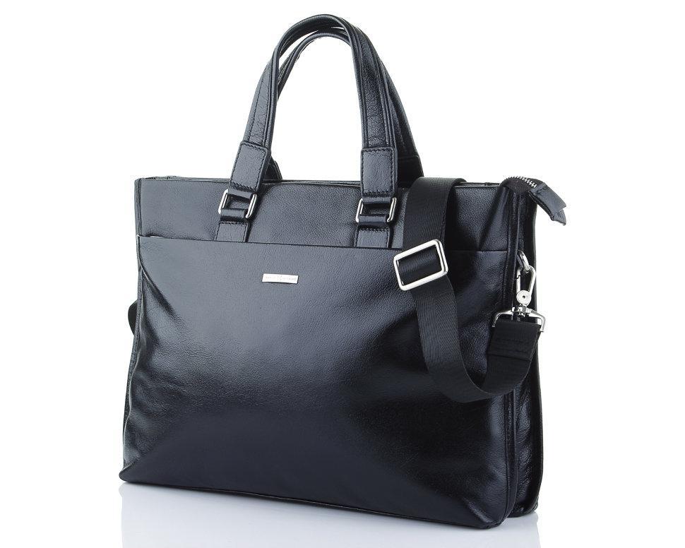 Стильная сумка для документов Luxon 821-2