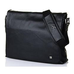 Мужская сумка из гладкой кожи Luxon 2136-4