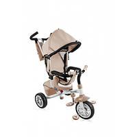 Велосипед 3х кол. Bertoni B302A (beige/grey)